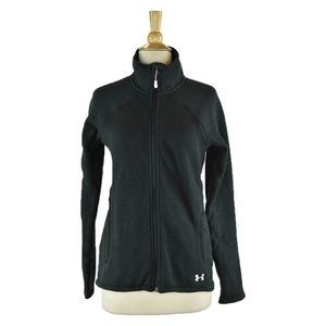 Under Armour Track Jackets XS Black